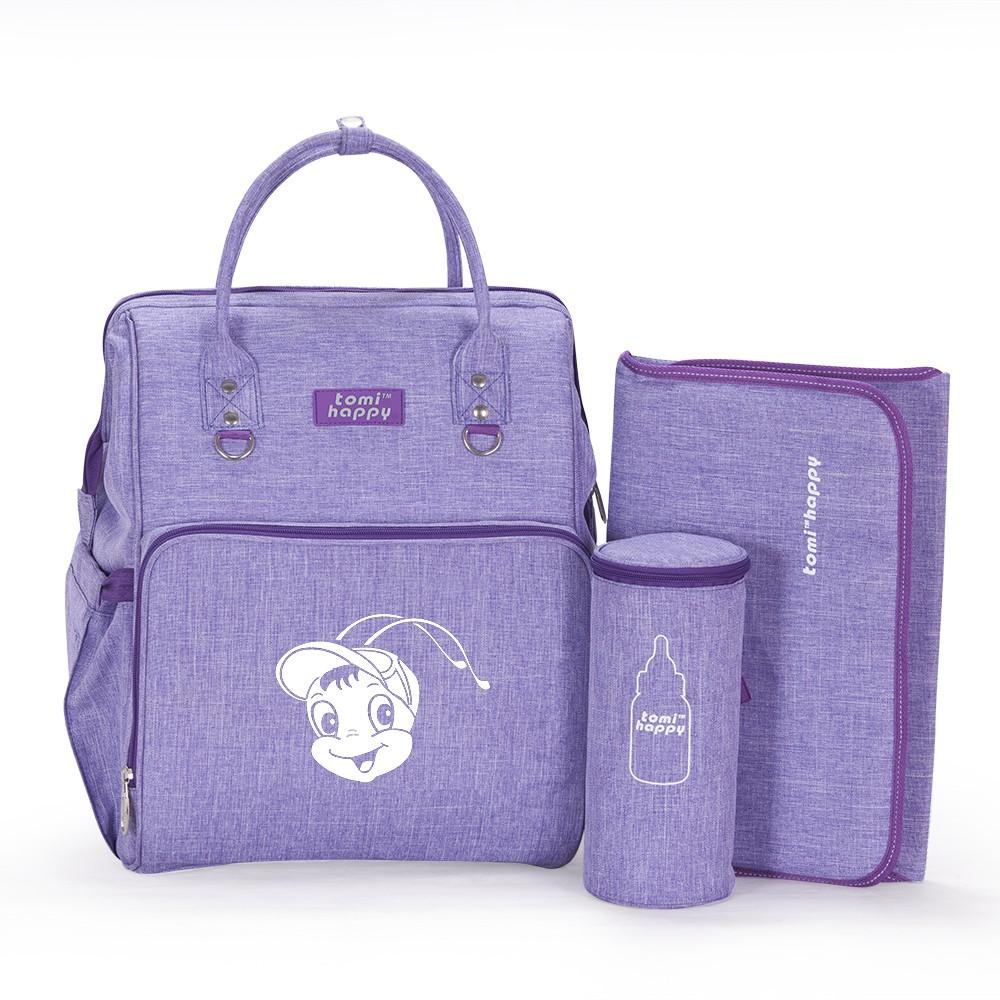 Bộ túi mẹ và bé tiện dụng Tomi Mom