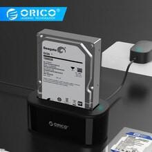 Dock cắm ổ cứng Orico 6619SUS3-DK – USB 3.0 và eSATA Giá chỉ 580.000₫