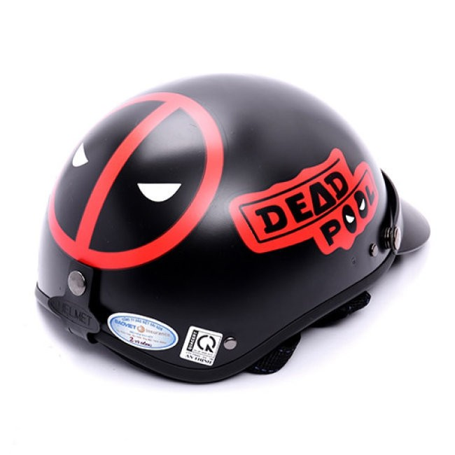 Mũ Phượt Deadpool