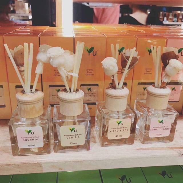 Tinh dầu nước hoa Yu Thái Lan, lan toả hương thơm ngây ngất