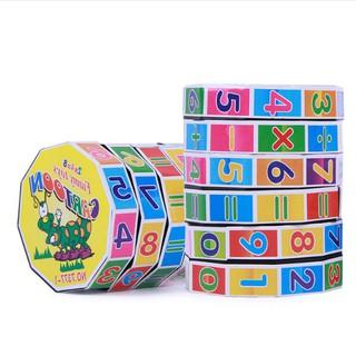 Hộp đồ chơi Rubic toán học