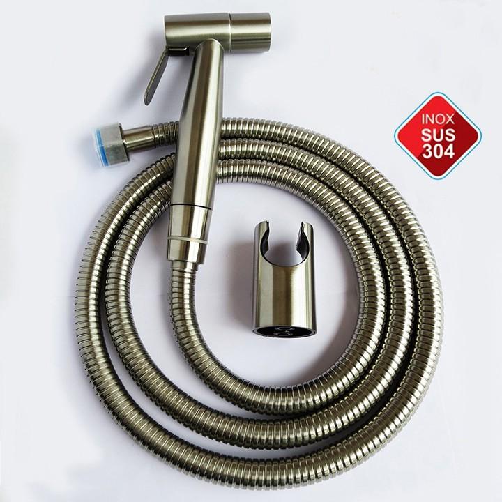 [LOẠI 1] VÒI XỊT VỆ SINH SENTANO INOX 304 SIÊU MẠNH - FULL VIDEO vòi xịt vệ sinh inox 304 cao cấp bền với mọi môi trường
