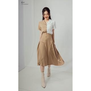 chân váy size M newtag Cchat