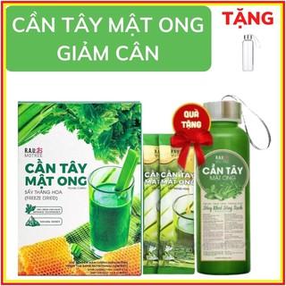 Cần Tây Mật Ong ❤️CHÍNH HÃNG❤️ Bột Cần Tây Mật Ong Motree – Trà Detox giảm cân, đẹp da, bổ sung vitamin và khoáng chất