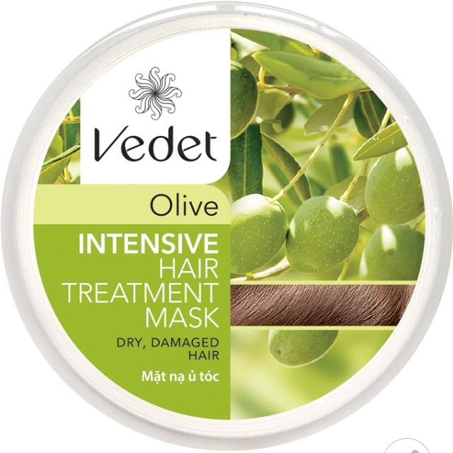 Mặt nạ ủ tóc Olive Vedet 110g
