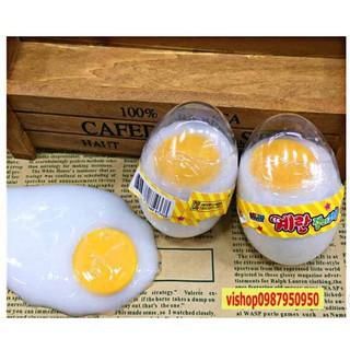 [răng khểnh]trứng gà nhầy[móc khóa]
