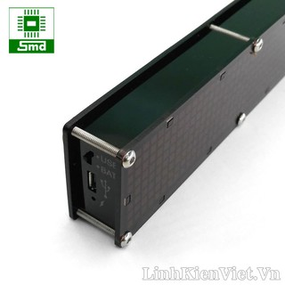 Đồng hồ led Matrix 8x40 V2 - Trắng
