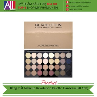[TOP 1 SHOPEE] Bảng mắt Makeup Revolution Palette Flawless (Bill Anh) thumbnail