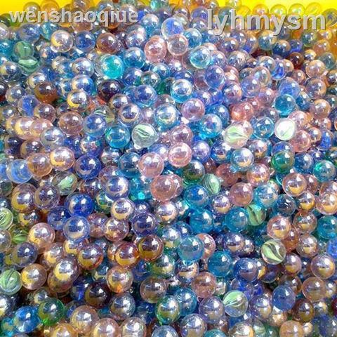 ✟♞♧Quả bóng kính 16MM nhiều màu sắc độc đáo