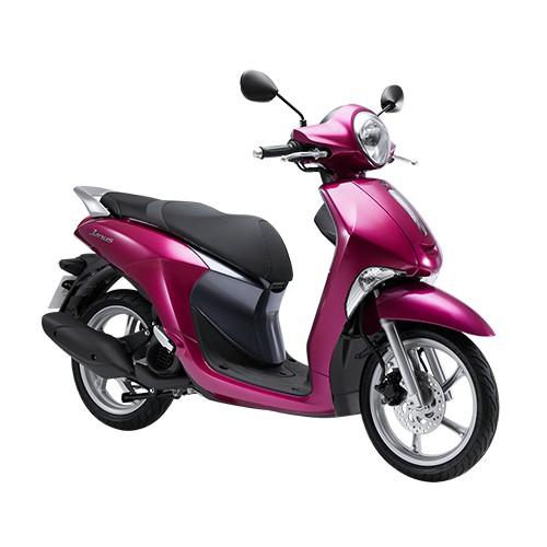 [Nhập mã MANEW07 giảm 15% - tối đa 30K]Xe Yamaha Janus Standard 2018 (Hồng Tím) + Tặng nón bảo hiểm,
