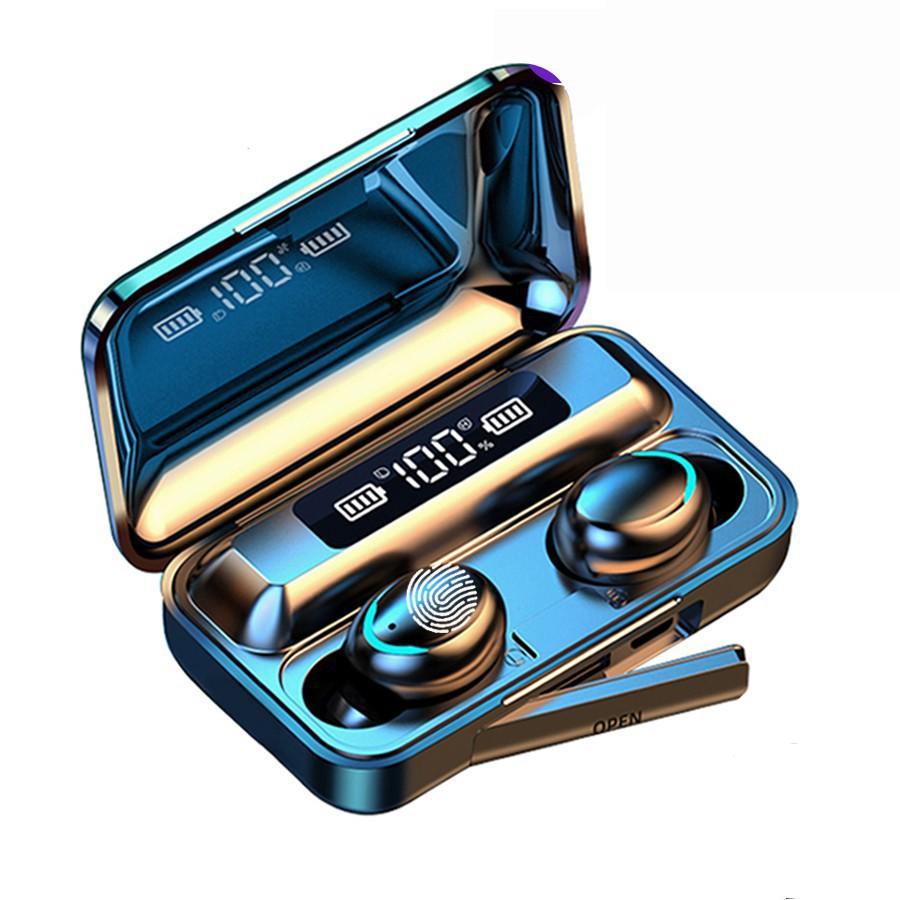 Tai Nghe Bluetooth 5.0 Amoi F9 Pro Cho Âm Thanh Trung Thực Thiết Kế Nhỏ Gọn  tốt giá rẻ
