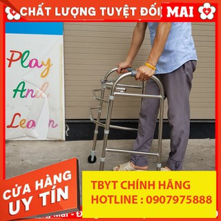 TBYT999 khung Tập Đi Cho người cao tuổi – Inox Việt Nam NEW