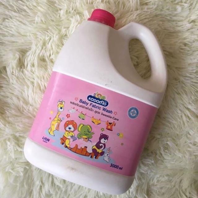 Pishouse Q2 HCM - Nước giặt Kodomo Thái Lan
