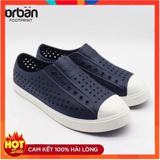 Giày Đi Mưa, giày Native, giày lỗ, giày mùa hè Hottrend 2021 ,Bamboo cam kết hàng chuẩn sai đền gấp 2 thumbnail