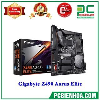 BO MẠCH CHỦ Gigabyte Z490 AORUS ELITE – Socket 1200