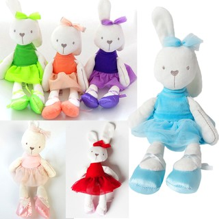 Fashion Mamas&Papas Bunny Rabbit Toy 42cm Length Cute Lovely Toys Plush for Kids Babies