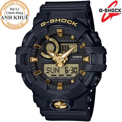 Đồng hồ nam G-SHOCK Casio Anh Khuê GA-710B-1A9DR