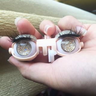 Mắt thuỷ tinh búp bê Blythe ( Blythe dolls glass eyes )