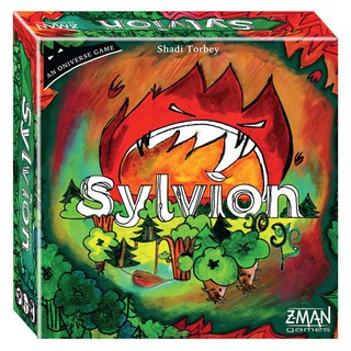 Sylvion – Trò chơi board game