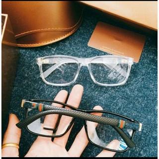 [SALE TAN NÁT] Kính mắt – Kính giả cận – Gucci da – hàng Thái cao cấp