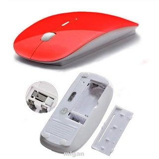2.4 GHz Wireless Cordless Mouse Mice Optical Scroll For PC Laptop + USB Receiver
