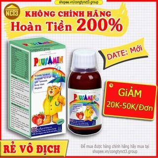 (Rẻvôđịch) Siro Kháng Thể Thymolin Plus Min 100ml ( Hàng chính hãng công ty NCT3 ) . thumbnail