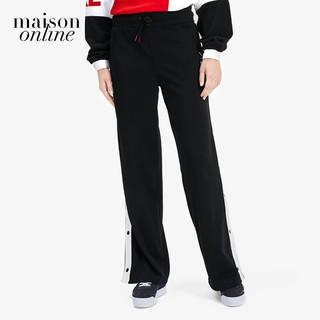 PUMA - Quần kiểu nữ ống rộng Karl Lagerfeld 595568-01 thumbnail