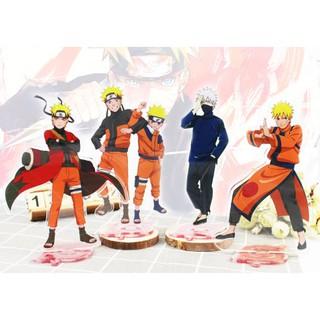 Mô Hình Tượng Mica Standee Anime Naruto để bàn nhiều mẫu tự chọn