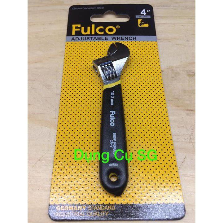 Mỏ lết Fulco 4