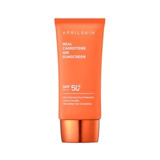 Kem chống nắng Aprilskin Real Carrotene Air Sunscreen 50ml thumbnail