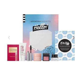 Set trang điểm Sephora 6 món