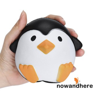 Đồ chơi bóp Squishy hình chim cánh cụt sp13