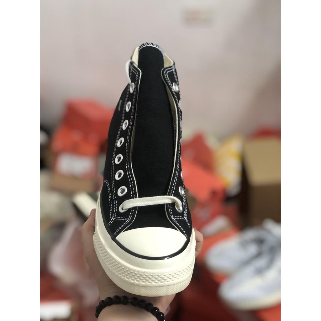 Giày Sneaker Cv 1970s TEM ĐỎ + LÓT XANH + MŨI BÓNG Đủ Màu Nam Nữ