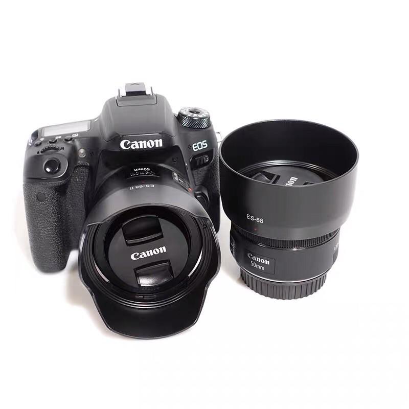 Hood hoa sen ES-68 II Cho Canon EF 50mm F / 1.8 STM Lens