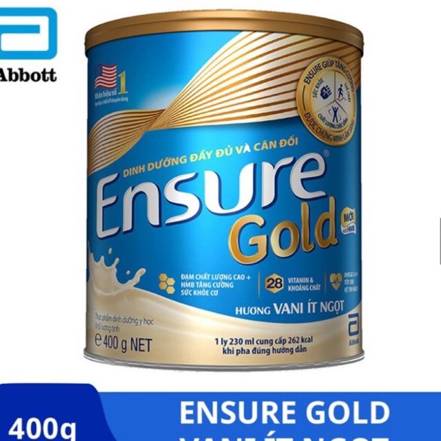 Ensure Gold 400