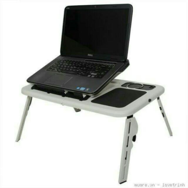 Bàn để laptop đa chức năng E-table