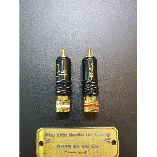 Giắc AV (RCA) WBT 0144
