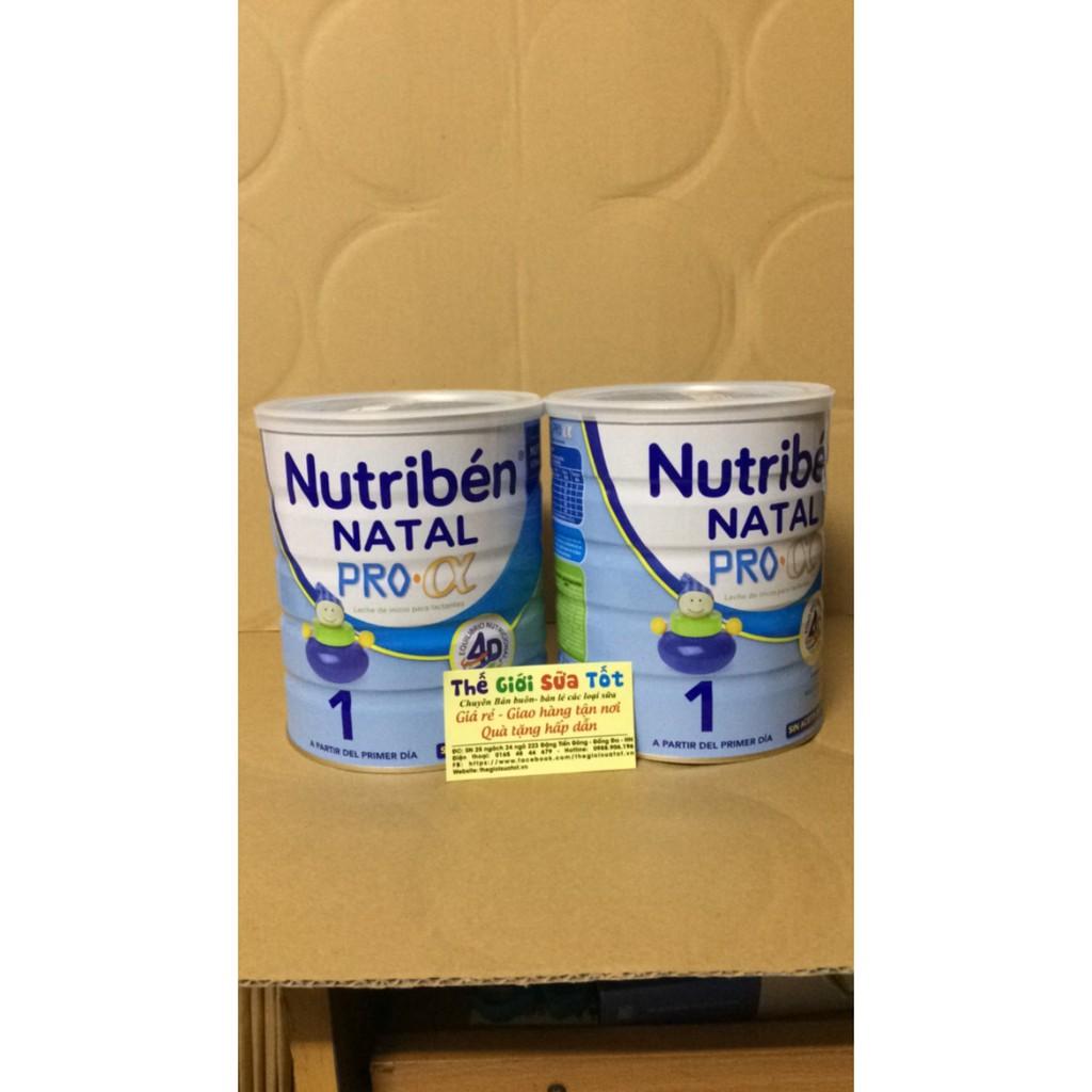 Sữa Nutriben 1-800g - 2526485 , 1335044856 , 322_1335044856 , 515000 , Sua-Nutriben-1-800g-322_1335044856 , shopee.vn , Sữa Nutriben 1-800g