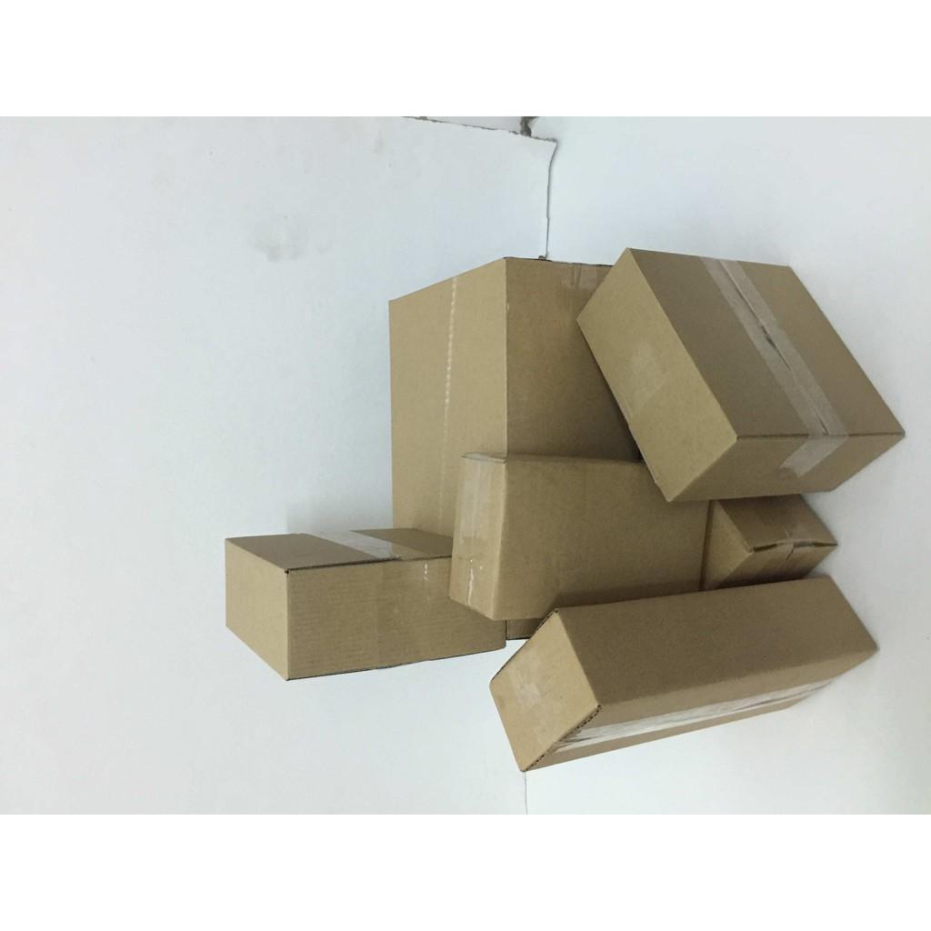 Hộp carton 16x12x6, số lượng: 100 hộp_Trường An carton