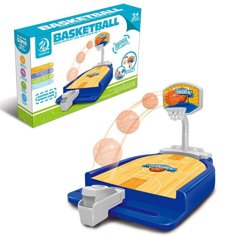 Đồ chơi mô hình bóng rổ mini cao cấp cho bé từ 5-7 tuổi