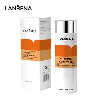 Toner LANBENA Vitamin C Làm Trắng Da Mặt 100 ml thumbnail