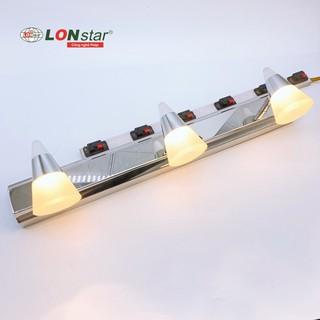 Đèn soi gương đèn rọi gương vệ sinh, đèn rọi tranh thương hiệu LONstar