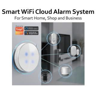 Hệ thống báo động chống trộm cao cấp Tuya Smart life kết nối Wifi – Bảo hành 12 tháng