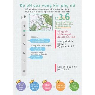 XỊT PHỤ KHOA THẢO DƯỢC HH Đài Loan - Hàng có sẵn 2