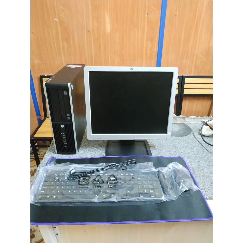 Bộ máy đồng bộ HP Core i3, i5 Ram 4gb, 8gb Hdd 250g, màn hình 17″… Giá chỉ 2.680.000₫