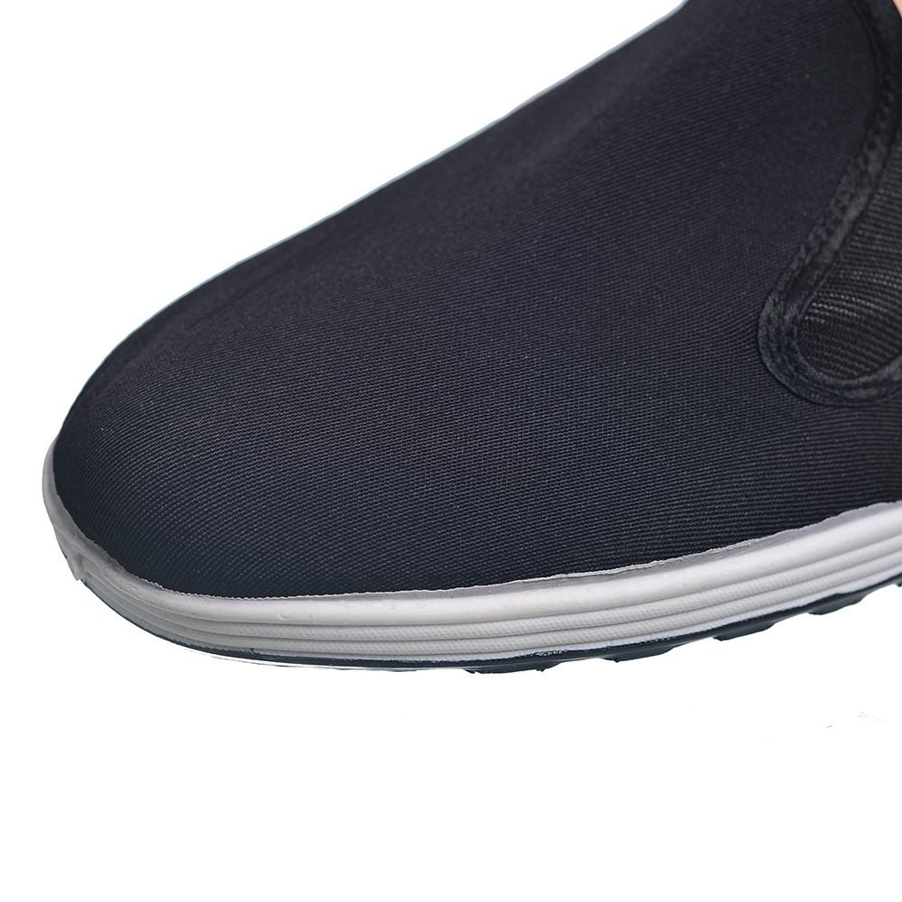 Giày mọi Giày lười vải nam cá tính