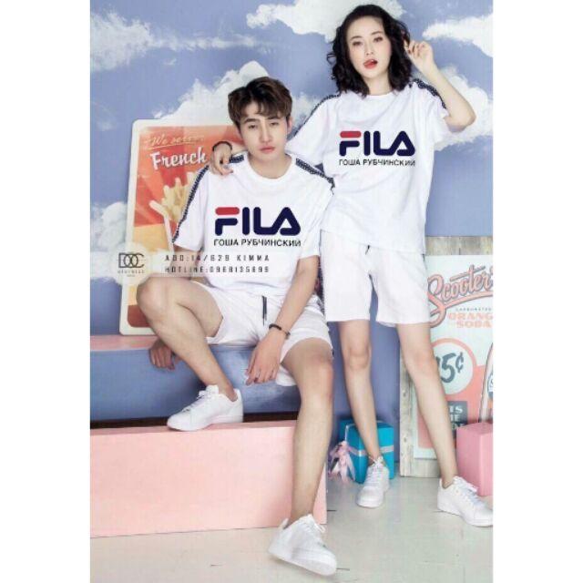 Set Bộ Nam Nữ In Logo Hot Hit - 2453986 , 450545963 , 322_450545963 , 155000 , Set-Bo-Nam-Nu-In-Logo-Hot-Hit-322_450545963 , shopee.vn , Set Bộ Nam Nữ In Logo Hot Hit