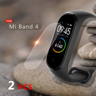 2 miếng dán cường lực cho điện thoại Xiaomi Mi Band 4