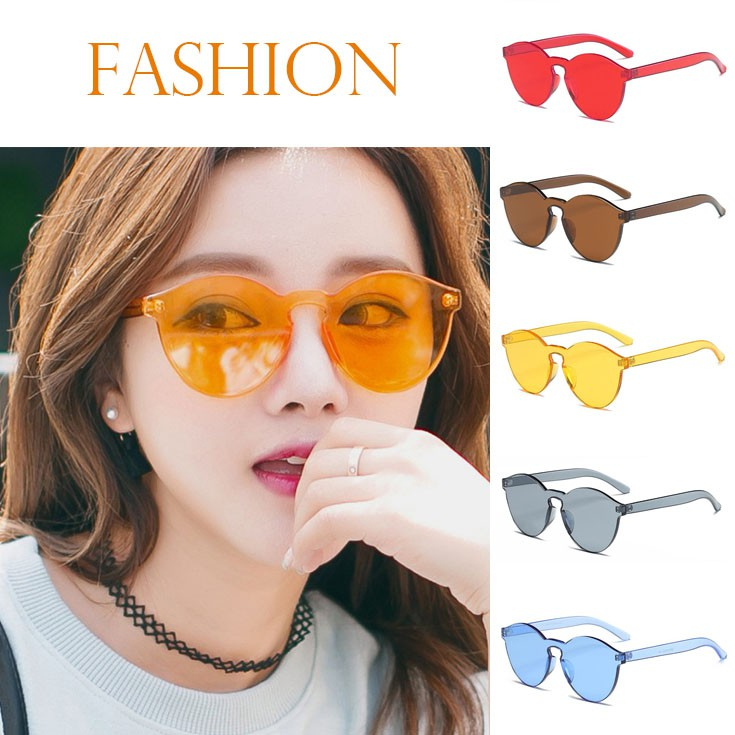Sunglasses Multicolor Sunscreen Fashion Outdoor Popular 1Pcs