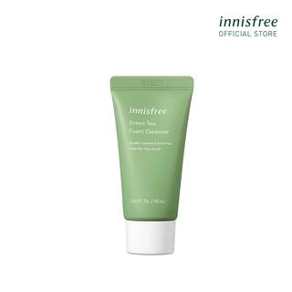 [QUÀ TẶNG KÈM DEAL 0Đ] Sữa rửa mặt làm sạch innisfree Green Tea Foam Cleanser 30ml thumbnail